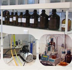 آزمایشگاه کنترل واحد